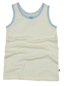 Mini Vanilla Girls lounge vest