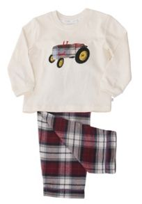 Mini Vanilla Boys Lounge Pyjamas