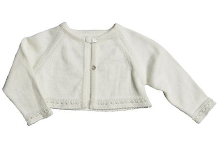 Heritage Girls Cotton Cardigan