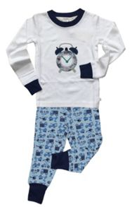 Mini Vanilla Boys Skinny Fit Pyjamas