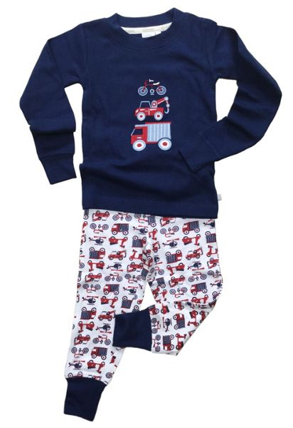 Mini Vanilla Boys Skinnty Fit Pyjamas