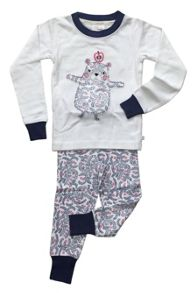Mini Vanilla Girls Skinny Fit Pyjamas