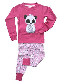Girls Skinny Fit Pyjamas