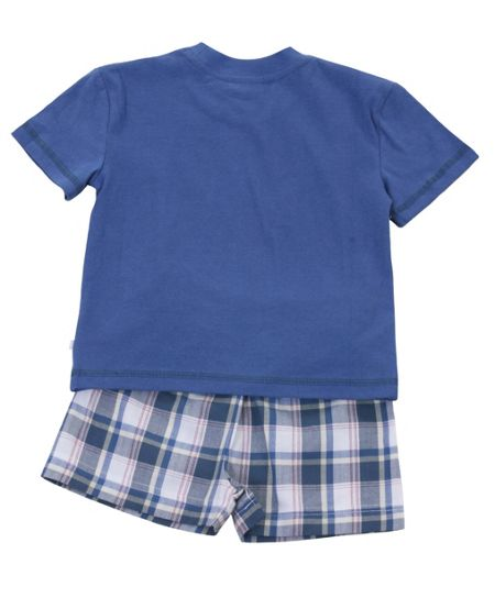 Mini Vanilla Boys Shortie Lounge Pyjamas
