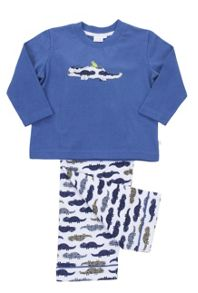 Mini Vanilla Boys Long Sleeve Lounge Pyjamas