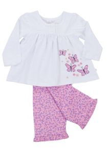Mini Vanilla Girls Lounge Pyjamas