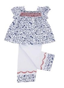 Mini Vanilla Girls Summer Lounge Pyjamas