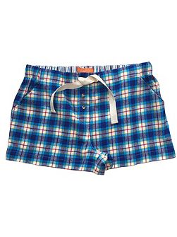 Girls Woven Lounge Shorts