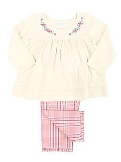 Girls Cotton Lounge Pyjamas