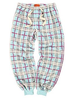 Girls Soft Fleece Lounge Pants