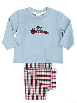 Boys Racing Car Pyjamas