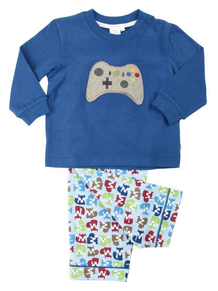 Mini Vanilla Boys Games Pyjamas