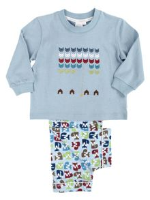 Mini Vanilla Boys Invaders Pyjamas