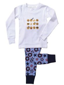 Mini Vanilla Boys comfy Fit Pyjamas