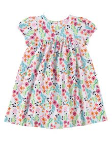 Mini Vanilla Girls Summer Lounge Dress