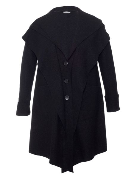 Chesca Double Collar Coat