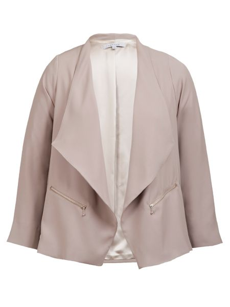 Chesca Zip detail jacket