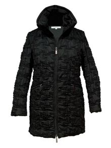 Bonfire jacket with hood