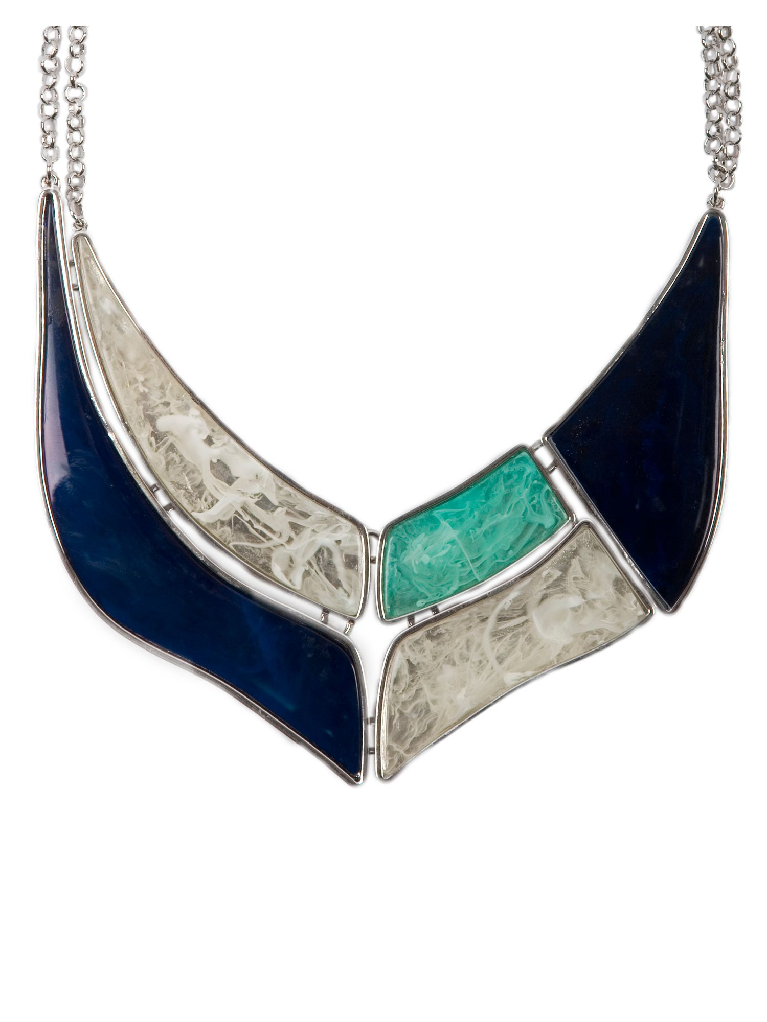 Contemporary Segment Necklace