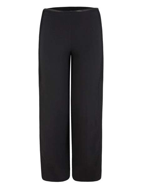 Chesca Chiffon Trouser with Side Pintucks
