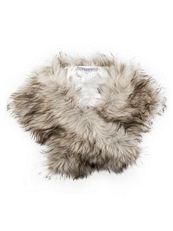 Fox Faux Fur Collar/Scarf