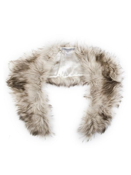 Chesca Fox Faux Fur Collar/Scarf