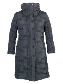 Quilted Bonfire Coat