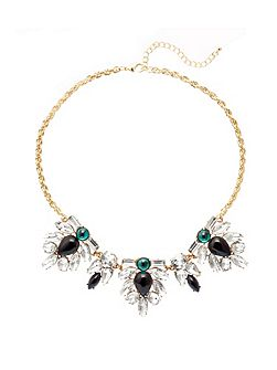 Chesca Lagoon statement necklace