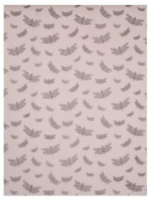 Soft Pink Dragonfly Printed Scarf