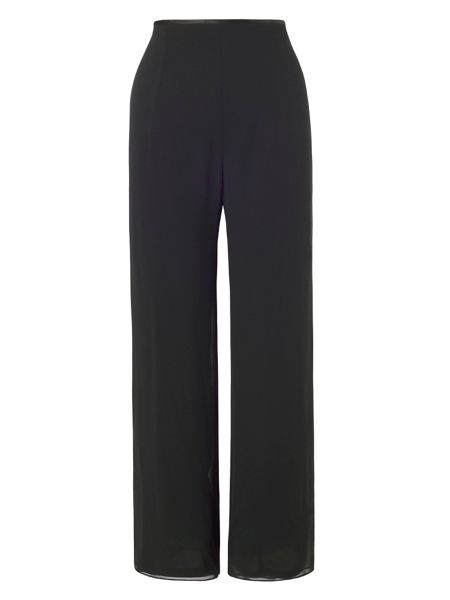 Chesca Chiffon Trouser with Jersey Lining