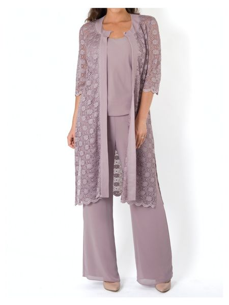 Chesca Chiffon Camisole with Jersey Lining