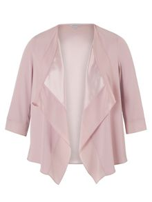 Chesca Satin Back Crepe Jacket