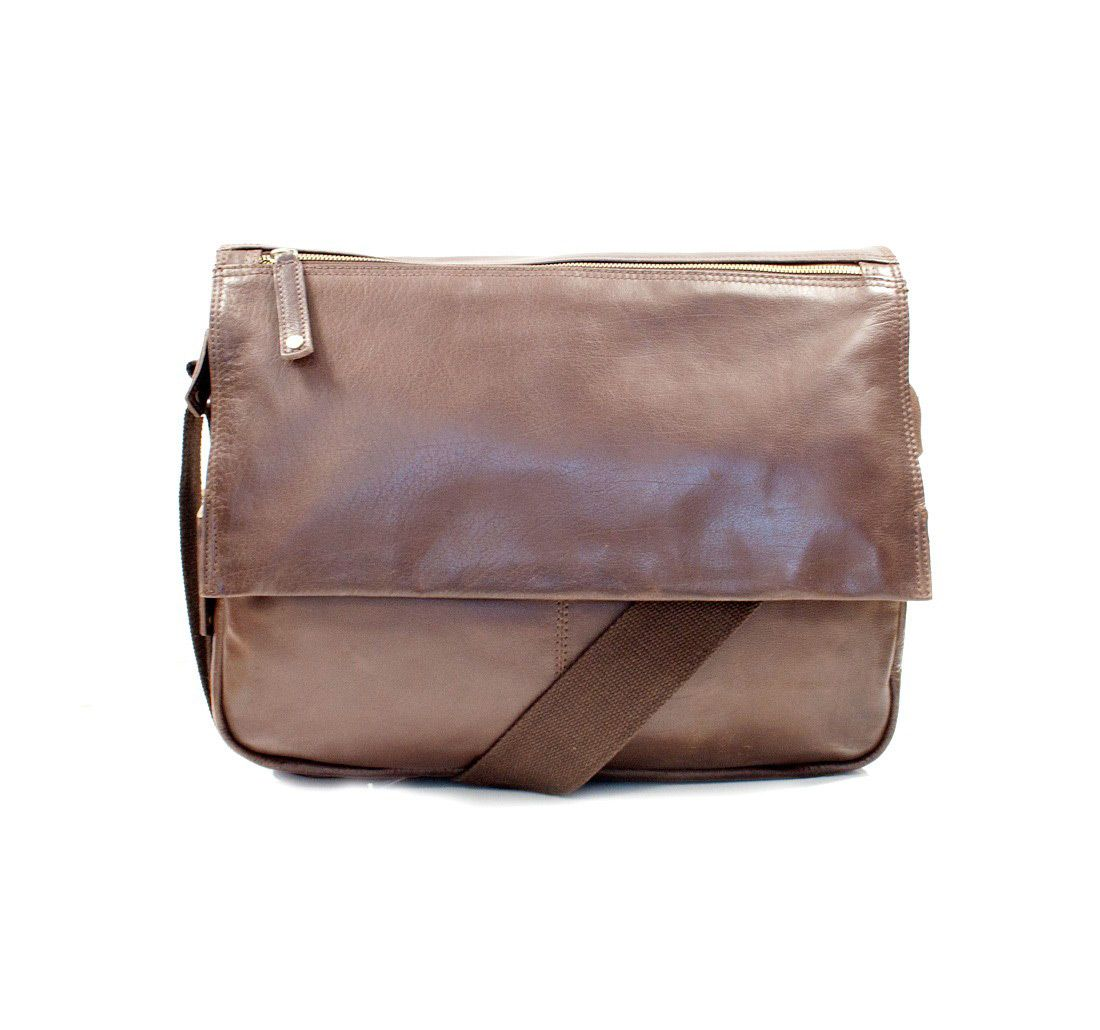 Winston Large Mens Despatch Bag