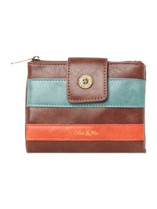 Ollie & Nic Jones multi tab purse