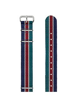 Army rugby club watchstrap 20mm