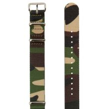 Smart Turnout Camouflage watchstrap 20mm