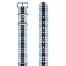 Smart Turnout Oxford old rugbeians watchstrap 20mm