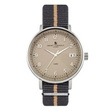 Smart Turnout Scholar watch beige strap