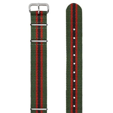 Smart Turnout The rifles watchstrap 20mm