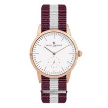 Smart Turnout Signature watch rose with strap