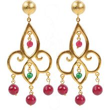 Ottoman chandeiler earrings