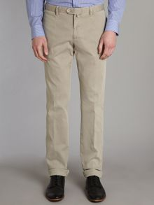 Washed bedford cord trouser