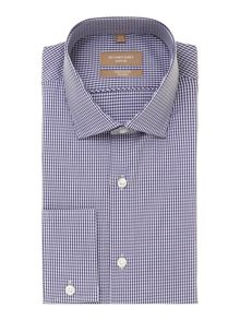 Austin Houndstooth Gingham Long Sleeve Shirt