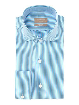 Men's Richard James Mayfair Vigo bengal stripe long