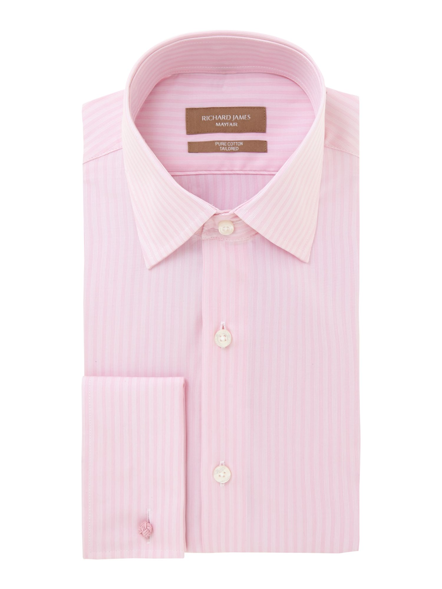 Jermyn mini stripe long sleeve shirt
