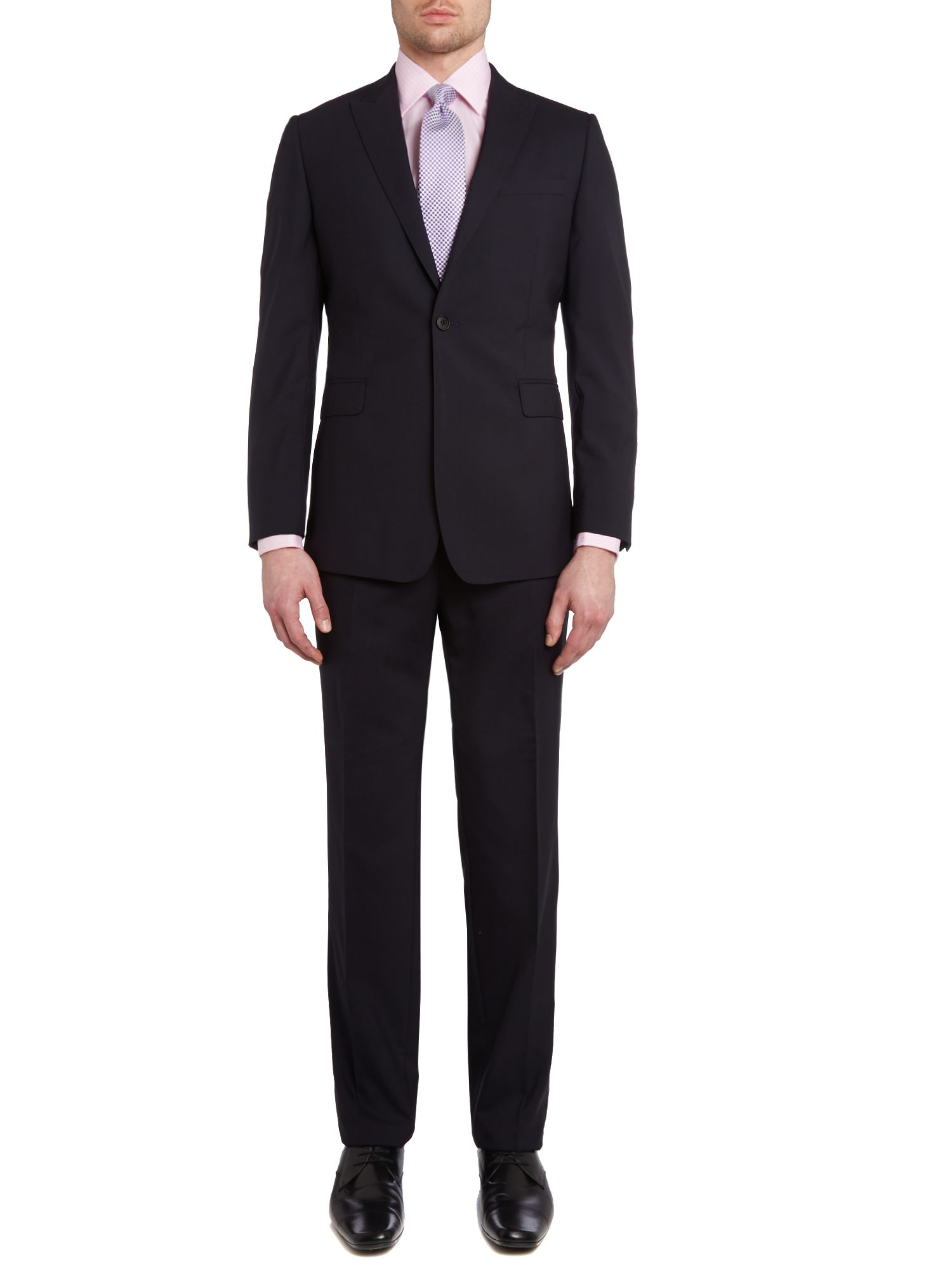 Contemporary cocktail suit