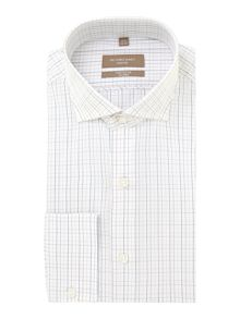Richard James Mayfair Vigo check long sleeve shirt