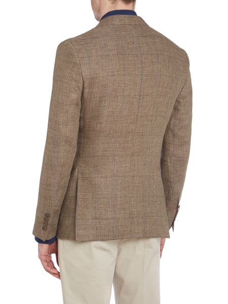 Richard James Mayfair Contemporary check jacket