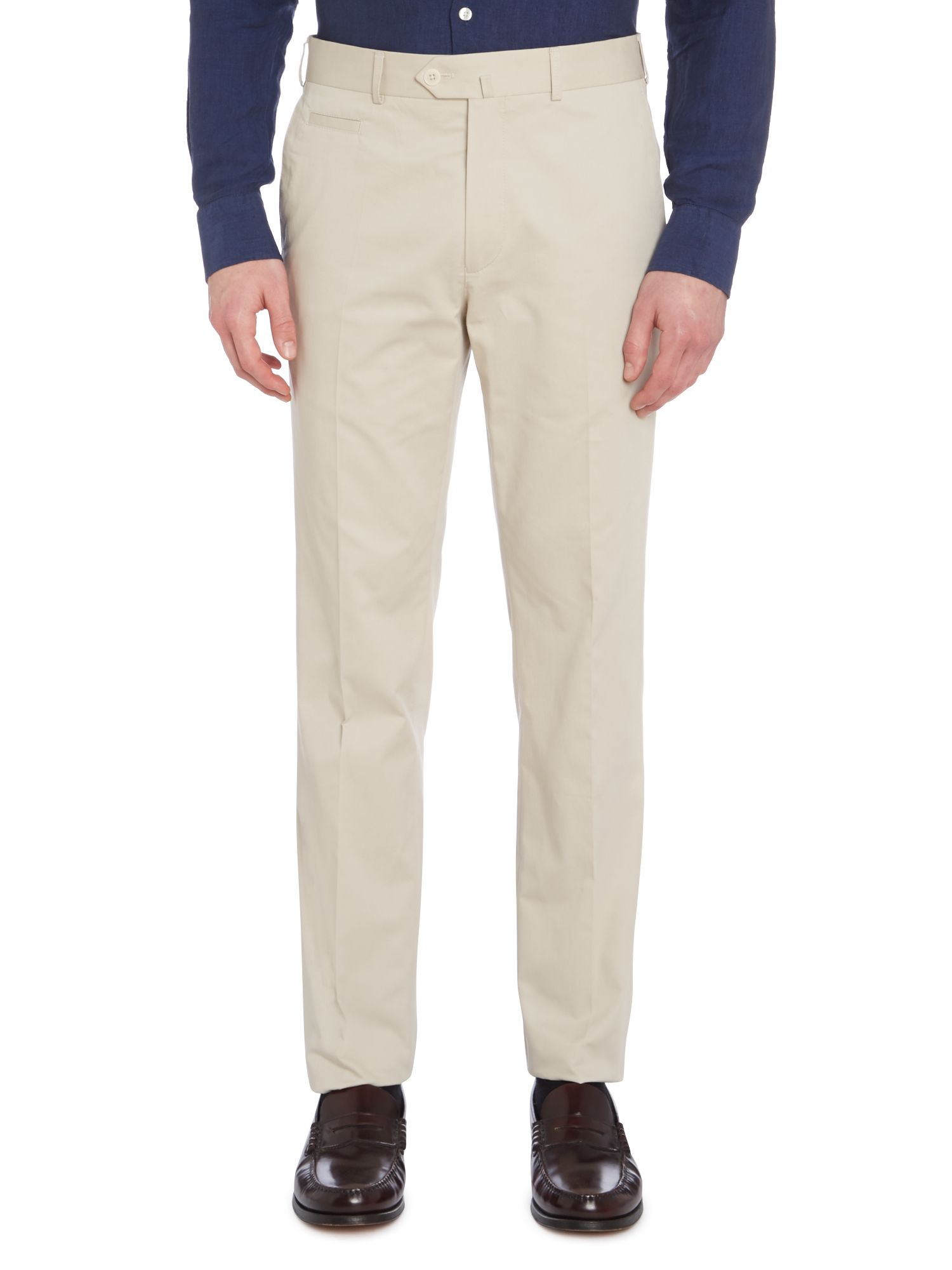 Contemporary cotton chino