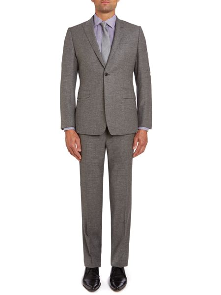 Richard James Mayfair Donegal contemporary suit trousers